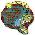 Disney  Pinocchio Jiminy Cricket Wish Pin/Pins