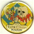 Disney Donald Duck Pirates of the Caribbean 1992 Pin/Pins