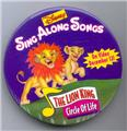 Disney Lion King Nala Simba Circle of Life Promo pin