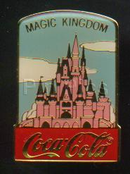 Disney Magic Kingdom Cinderella Castle CM Only Pin/Pins