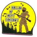 Disney Davy Crockett  Magical Musical Moments Pin/Pins
