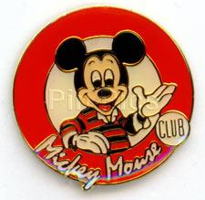 Disney Mickey Mouse club  Pin/Pins