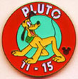 Disney Pluto Never Sold CM Lanyard Only  Pin/Pins