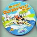 Disney Vacation Club Old Key West Mickey & Minnie pin