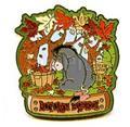 Disney Eeyore Autumn Breeze Winnie the Pooh pin/pins