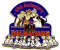 Disney 40th Anniversary 101 Dalmatians LE Pin/Pins