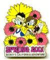 Disney Donald & Daisy Duck Spring Pin/Pins
