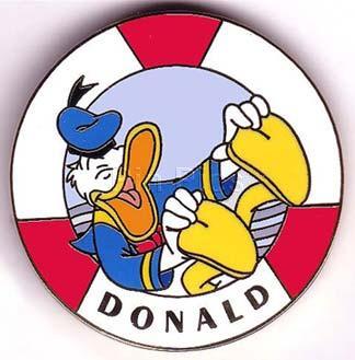 Disney Donald Walt Disney 100th Year Japan  Pin/Pins