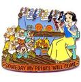 Disney  Snow White with the 7 Dwarfs singing Pin/Pins