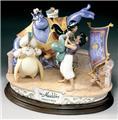 Disney Laurenz Capodimonte Aladdin Group Hug