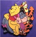 Disney Winnie the Pooh Eeyore Tigger more Pin/Pins