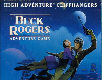 Buck Rogers Adventure Excitement  25 Century  Game Rare