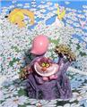 Disney Alice In Wonderland Cheshire Cat miniature