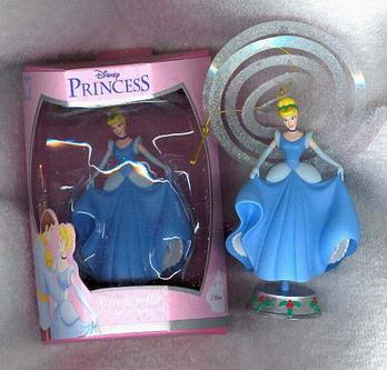 Disney Cinderella Angel Rare Figurine Mint in Box