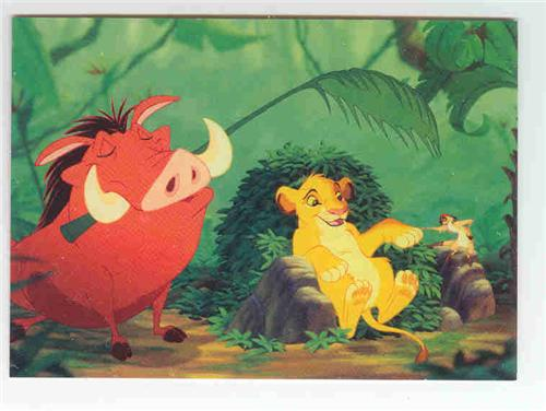 Disney lion king simba pumba the pig timon singing toys by stacy