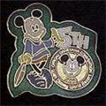 Disneyana Convention WDW 5th 1996 Pin/Pins