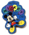 Disney WDW My First Mickey Pin  Pin/Pins