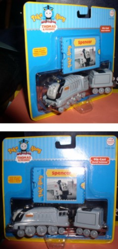 Thomas and Friends take along Spencer die-cast Metal