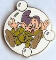 Disney Dopey in a Soap Bubble Mouse pin/pins