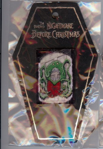 Disney DLR Haunted Mansion Holiday  pin/pins