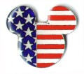 Disney Mickey Flag USA DVC Member's Only gift pin/pins