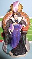 Disney Snow White evil Queen Ornament Figurine