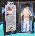 Star Wars Admiral Ackbar Rebel Alliance collector Doll