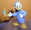 Disney Uncle Scrooge Ebenezer Scrooge Mc Duck Haunted pvc Figurine