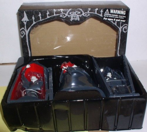 tim burtons nightmare before christmas 3 vampires act for sale