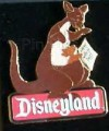 Disney DLR Kanga and Roo from Winnie the Pooh Mother's Day pin/pins