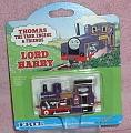 Thomas tank engine Lord Harry train #6 1996  ertl Britt die Cast metal