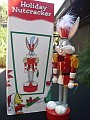 Bugs Bunny Soldier uniform Warner Brothers Nutcracker made of wood