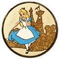Disney  Alice in Wonderland LE 250 pin pins