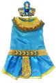 Cleopatra - Dog and Puppy Costume with Matching Hat