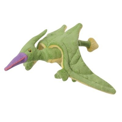 Terradactyl (Pteradactyl) tough chew toy for puppies and small dogs