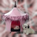 Posh & Pink Tent Bed for Small Dogs