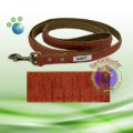 "Earth Friendly ""Heartfelt"" Cork on Hemp Leash"