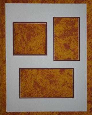 Pre Cut Collage Photo Mat 43 Rose S Custom Photo Mats