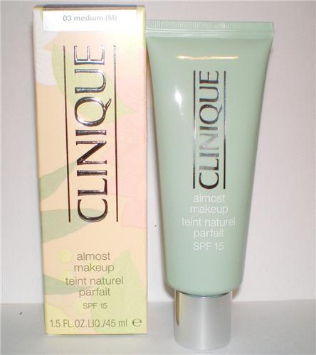 CLINIQUE Almost Makeup Liquid