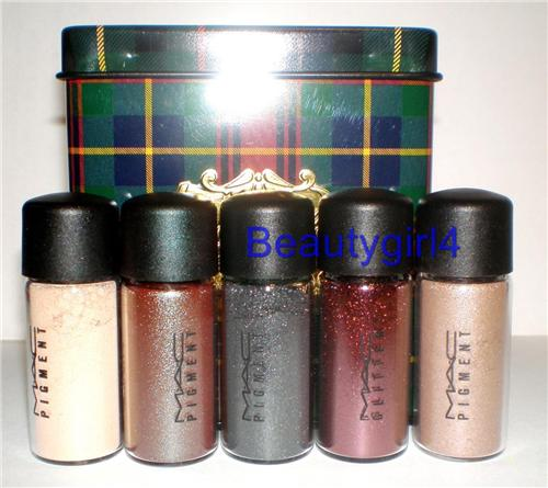 A Tartan Tale - Smoky Thrillseekers' Pigments & Glitter Set 2.JPG 12/21/2010