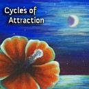 cycles of attraction prints button