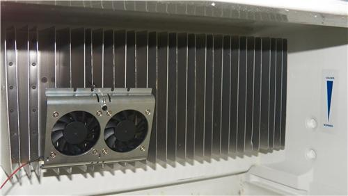 Dometic Evaporator Fan For Increased Cooling Inside Basic