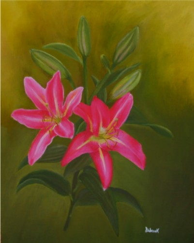 Pink Lily Painting 3.jpg