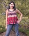 GEETA Hippie Clothes Bohemian Clothing Gypsy Indian Print Ethnic Festival Smock Tank