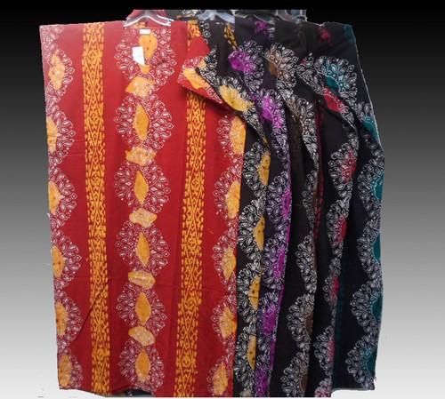 RETRO Hippie Clothes Gypsy Bohemian Clothing Festival Ethnic Tribal Print Caftan Dress KC205