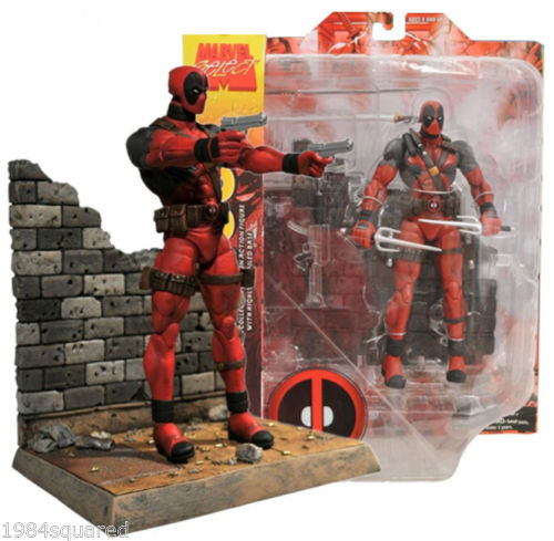 "Deadpool Marvel Select 7"" Action Figure"