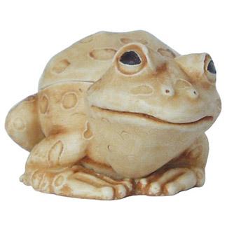 harmony kingdom TJIFR bog hopper frog interchangeables figurine