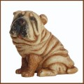 harmony ball wrinkley dog pot belly