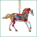 trail of painted ponies christmas kittens ornament