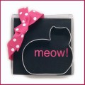 large cat cookie cutter set